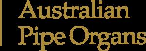 Australian Pipe Organs Logo