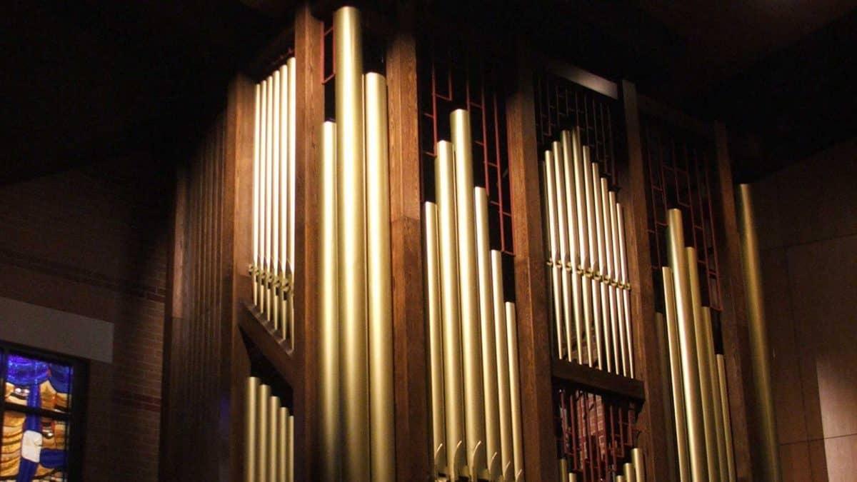 australian pipe organs