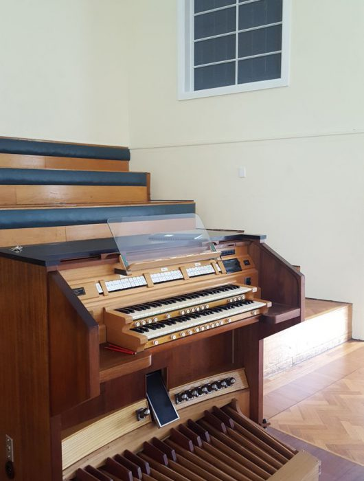 Installation at Geelong Grammar School Music Hall