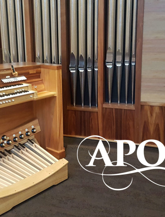 Celebrating 40 Years of Australian Pipe Organs